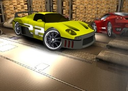 Mobil-tuning-fun-game