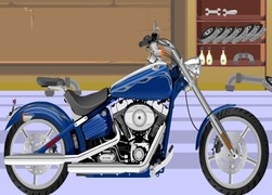 Tuning-motorcycle