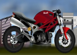Ducati-monster-696-tuning